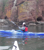 Sea Kayaking on the East Coast of Scotland